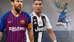 Ronaldo ve Messi'nin KobeBryant mesajı