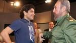 Küba Dışişleri Bakanlığından Maradona paylaşımı