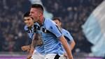 Lazio Inter'i yıktı, zirveyi salladı!