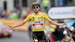 Sarı mayonun sahibi Pogacar 3. etap zaferine ulaştı
