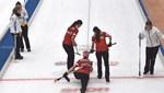 Curling Kadın Milli Takımımız, olimpiyat elemelerinde