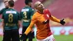 Feghouli 4 maç sonra döndü golünü attı