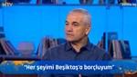 KIRILMA ANI: Rıza Çalımbay: Her şeyimi Beşiktaş'a borçluyum