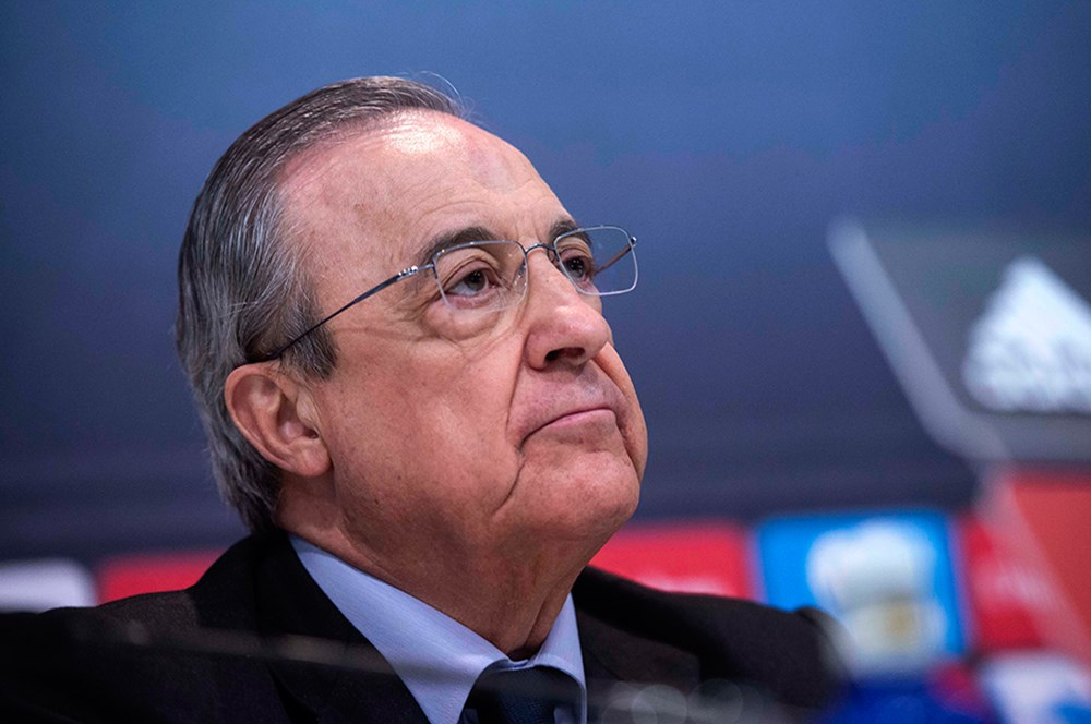 Avrupa Süper Ligi askıya alındı! Florentino Perez'den tepki çeken Türkiye açıklaması  - 9. Foto
