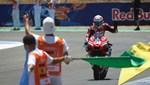 MotoGP'de Avusturya Grand Prix'sini Dovizioso kazandı