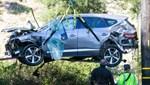 Tiger Woods'un kaza raporu açıklandı