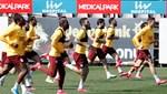 Galatasaray'dan ev antrenmanı programı