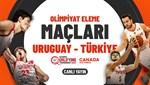 Uruguay - Türkiye (Canlı İzle)