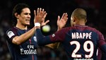 PSG'de Mbappe 4, Cavani 3 hafta yok