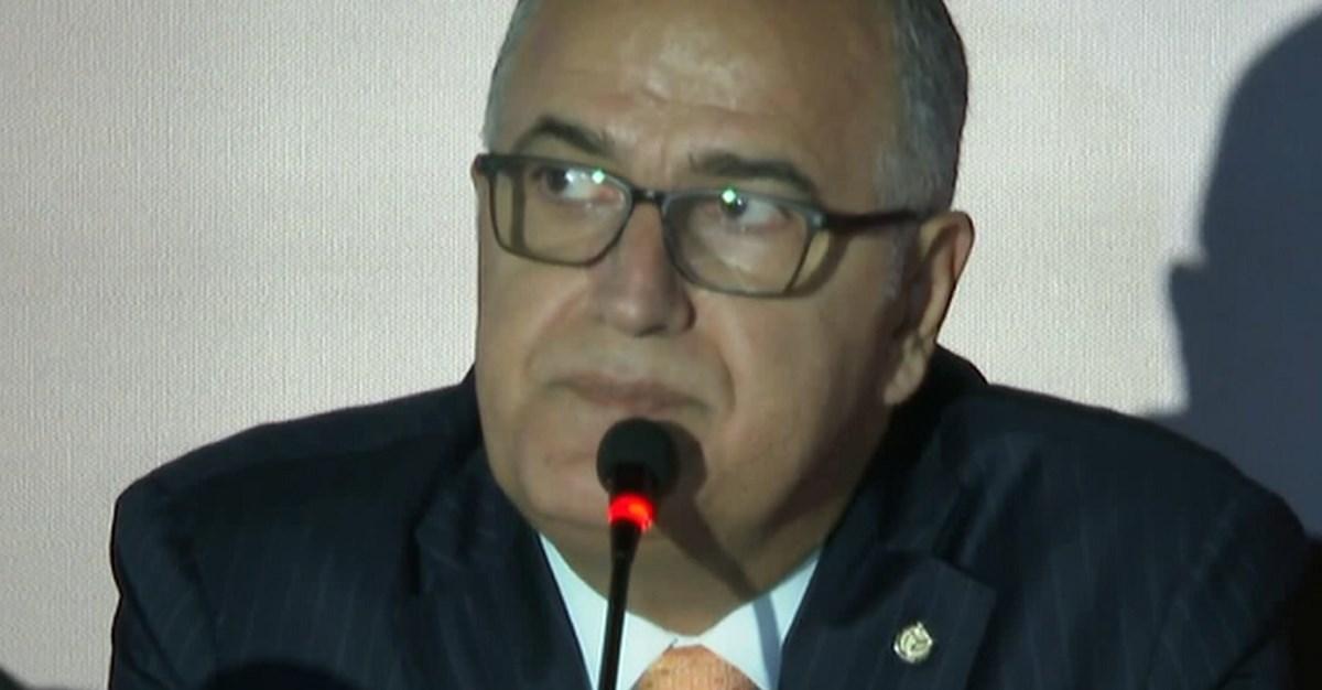 TVF Başkanı Mehmet Akif Üstündağ, yeniden aday