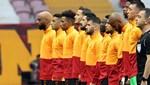 Galatasaray'da bir pozitif vaka