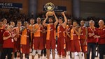 Galatasaray Odeabank Fransa'da zirve yaptı