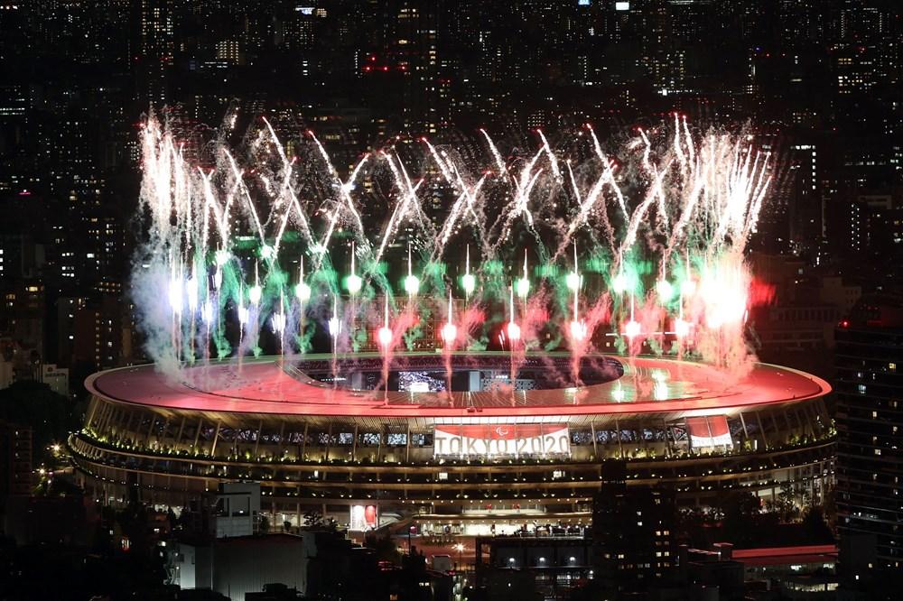 Tokyo Paralimpik Oyunları'nın açılış töreni yapıldı  - 2. Foto