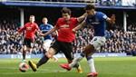 Everton 1-1 Manchester United