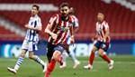 Lider Atletico, Sociedad'ı iki golle geçti