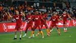 Galatasaray'da 3 transfer ilk kez sahada