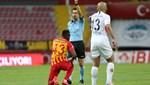 Kayserispor'un iki yıldızı, Başakşehir maçında yok