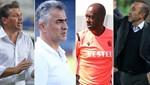 Süper Lig ve TFF 1. Lig'de teknik direktör kıyımı