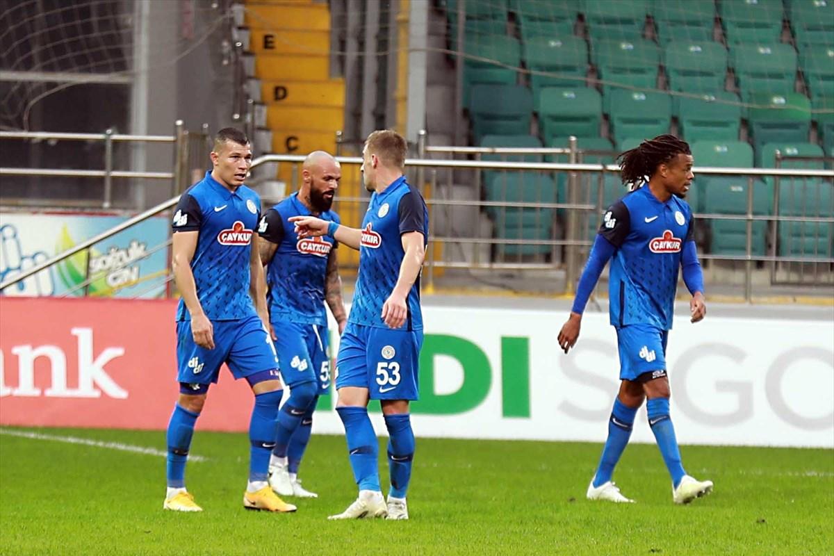 Çaykur Rizespor 1-0 Kayserispor (Maç Sonucu)   Ntvspor.net
