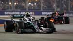 Singapur GP iptal edildi!