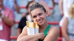 Rogers Cup'ta zafer Simona Halep'in