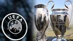 Şampiyonlar Ligi ve Avrupa Ligi maçları ertelendi