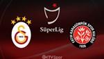 Galatasaray-Fatih Karagümrük (Canlı Anlatım)