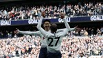 Tottenham, Moura ile rahat kazandı