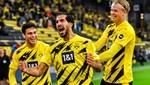 Dortmund haftayı kayıpsız geçti