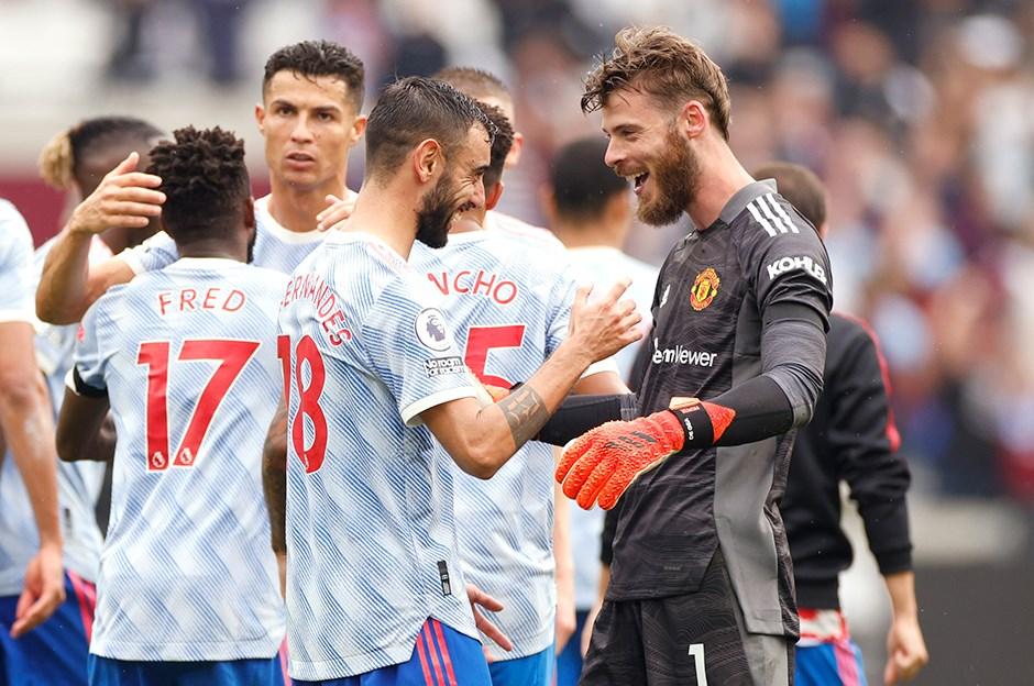 West Ham United: 1 - Manchester United: 2   Maç sonucu   NTVSpor.net