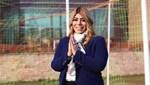 Kayserisporlu futbolcular Berna Gözbaşı'nın Anneler Günü'nü kutladı