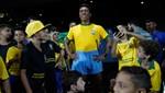 Brezilya'da Pele'nin heykeli açıldı