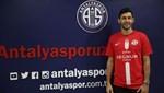 Veysel Sarı Antalyaspor'da