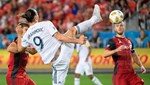 Kung Fu Zlatan Ibrahimovic golleri