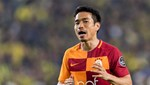 Japonya'dan Galatasaray'a teşekkür!