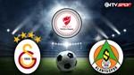Galatasaray-Alanyaspor (Canlı Anlatım)