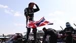Büyük Britanya Grand Prix'sini Hamilton kazandı