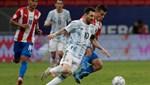 Messi rekor egale etti, Arjantin çeyrek final biletini kaptı