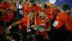 Robinho 5 farklı ülkede şampiyonluk yaşadı