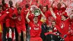 İstanbul'daki tarihi Liverpool zaferinin 15. yıldönümü