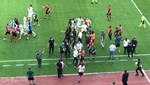 Eskişehirspor-Altay maçında saha karıştı!