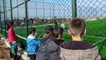 Bakan Kasapoğlu'nun tenis kortu sözü gerçekleştirildi