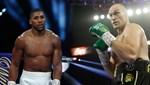 150 milyon Pound'luk boks maçı!