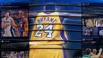 Spor camiası Kobe Bryant'a ağlıyor