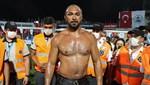 Merkezefendi Yağlı Güreşleri'nin başpehlivanı Ali Gürbüz oldu!