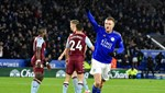 Leicester City 4-0 Aston Villa