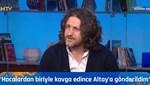 Fatih Tekke: Kavga edince Altay'a gönderildim