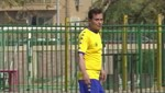 75 yaşında maça çıktı, gol attı