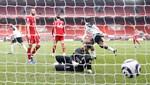 Liverpool: 0 - Fulham: 1 | Maç sonucu