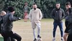 Altay'dan futbolculara corona virüs izni